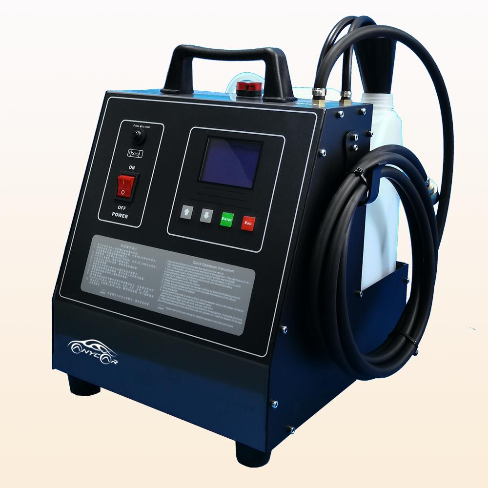 ABC-100A 全自动电动压迫式脉冲刹车油更换机